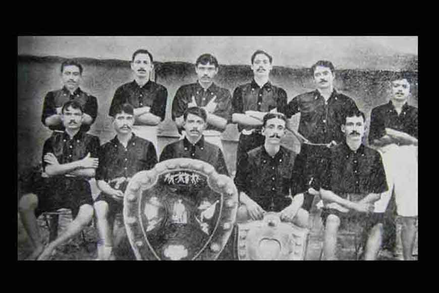 Today is the day in 1911, when Mohun Bagan lifted IFA shield crushing English pride