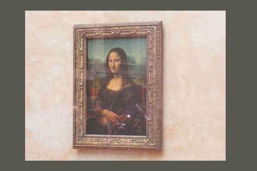 Researchers have unearthed painting of nude Mona Lisa