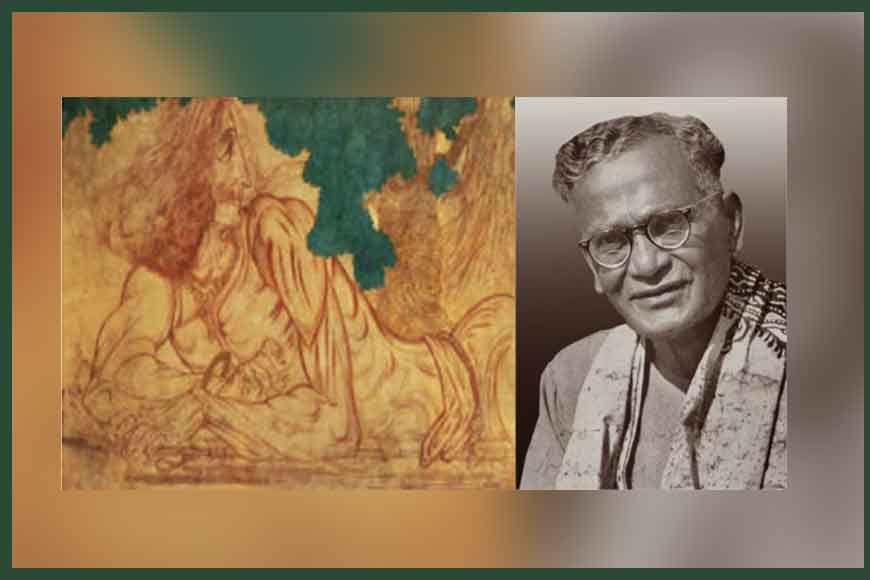 Nandalal Bose's Reclining Arjuna in public eye for the first time