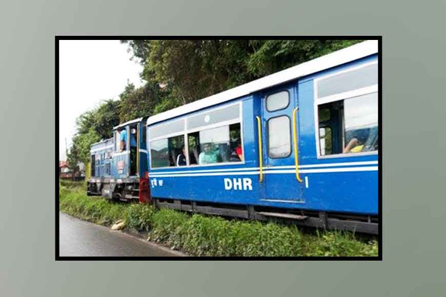 New service of Darjeeling Toy Train starts