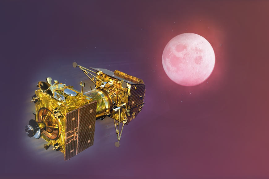 Chandrayaan II enters Moon's Orbit! Kudos to Bengali scientist Chandrakanto Kumar