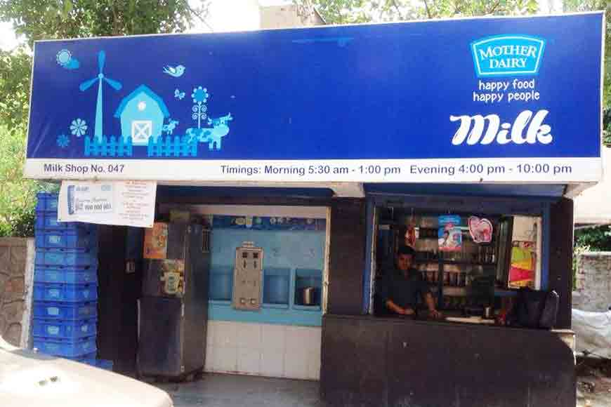 Mother Dairy shuns plastic packaged milk through 'Token Milk!'