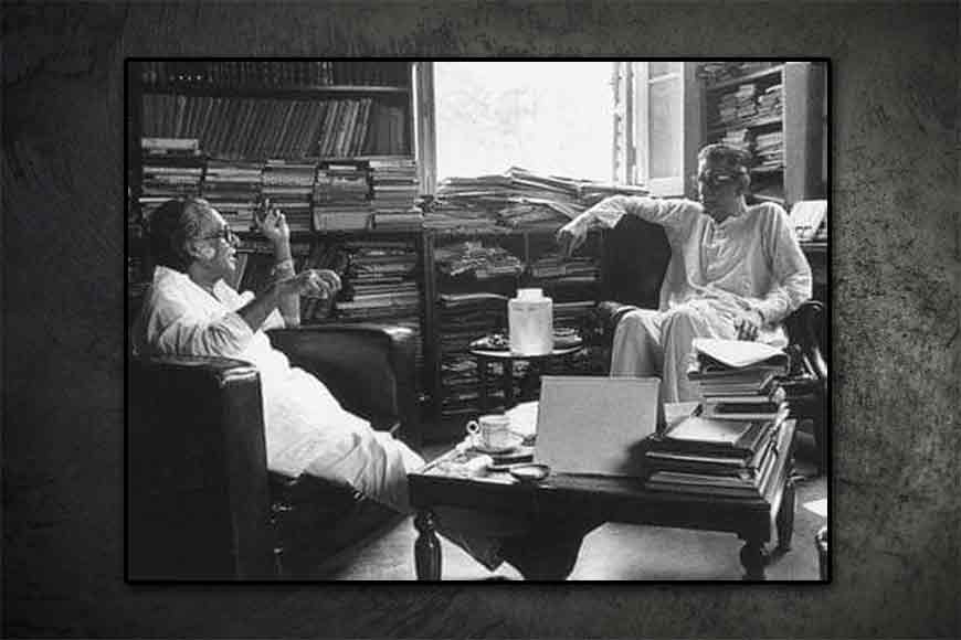 War of letters between Satyajit Ray and Mrinal Sen
