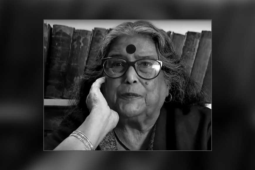 'Nati Nabaneeta' --- Nabaneeta Dev Sen's void can never be fulfilled