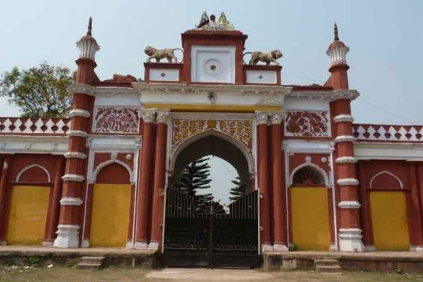 Did you know Nadia's original capital was Matiyari?