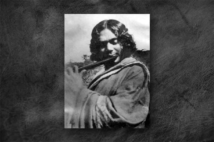 Kazi Nazrul Islam also acted in a movie
