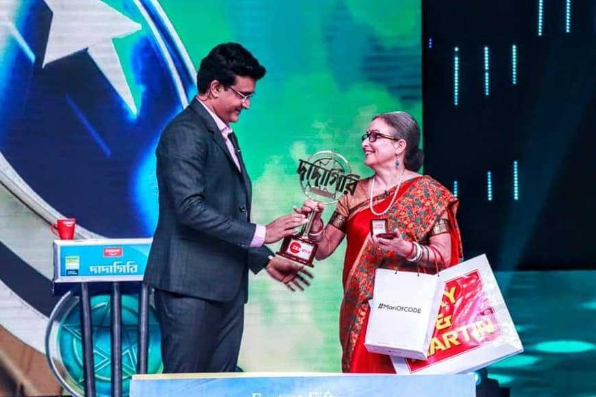 Dadagiri Champ European bou of Chandernagar – Exclusive on Neline Mondal