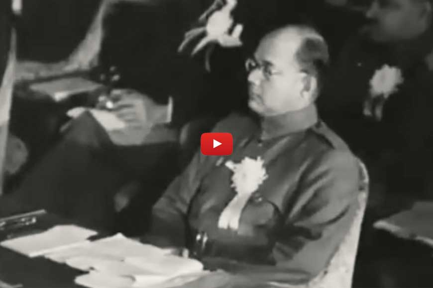Netaji's historical meet with world leaders frozen in time in this rare video