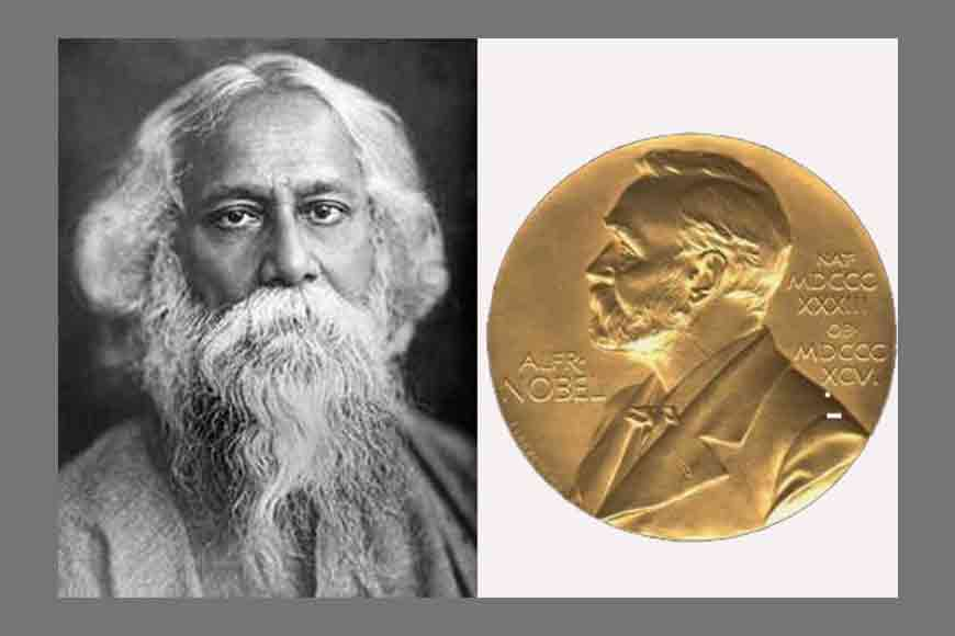 Today is the day when Rabindranath Tagore won Nobel Prize