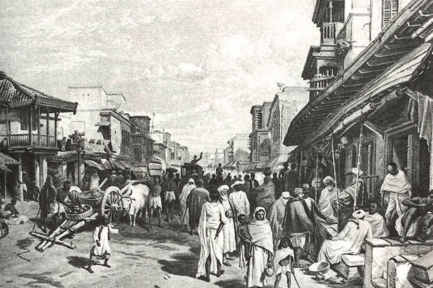 Burra Bazar did not belong only to Marwaris community