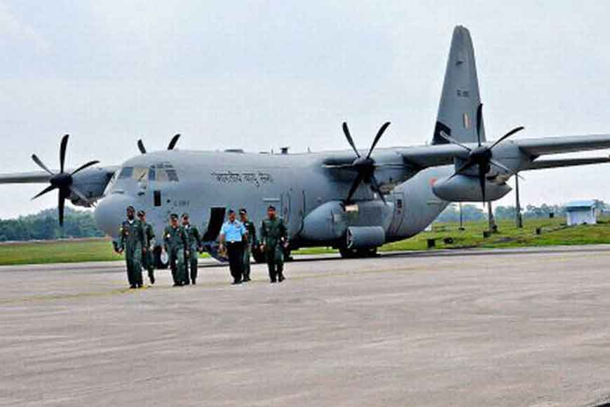 Panagarh airbase turns to training hub