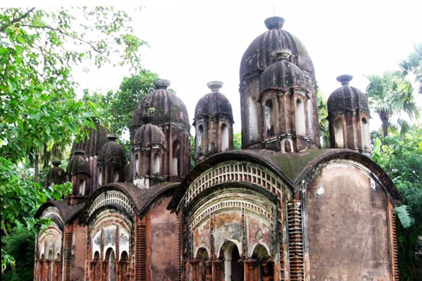 Pathra, the temple town of Paschim Medinipur