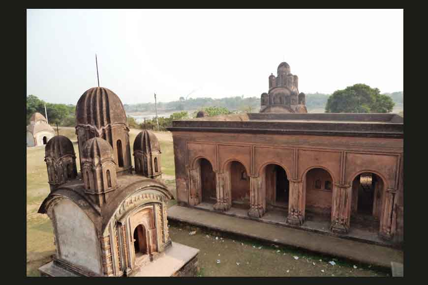 Muslim crusader of Bengal who restored Hindu Temples