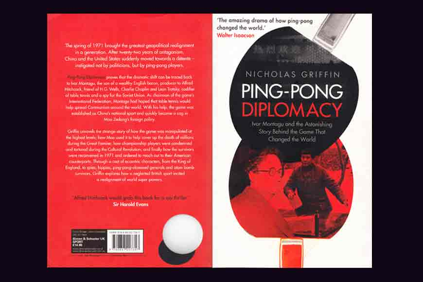 Would you like some Ping Pong Diplomacy?