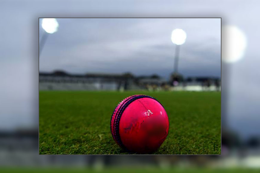 First ever day and night test match with pink ball