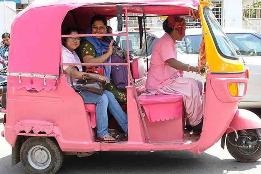 Will pink autos help stop women molestation in Kolkata?