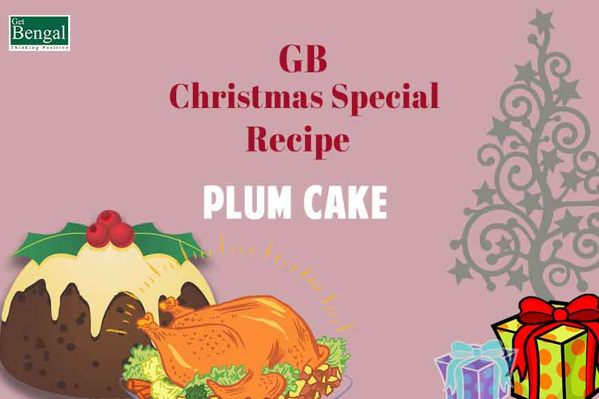 This Christmas bake a Plum Cake at home