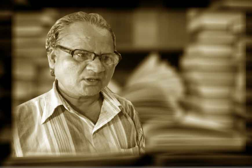 Poverty could not stop this Jadavpur book seller from writing