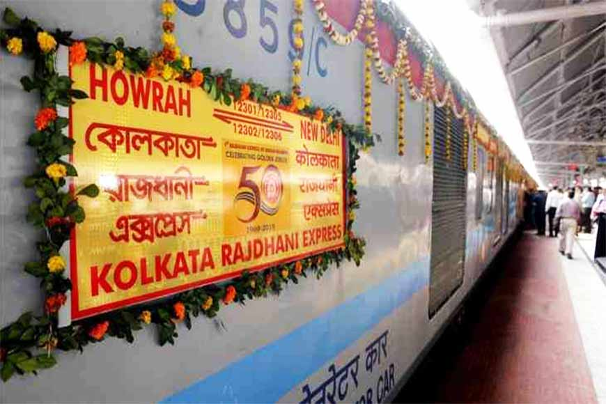 Howrah-Delhi trains to run in just 12 hours!