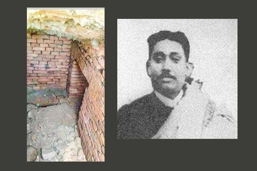 House from where Rashbehari Bose fled