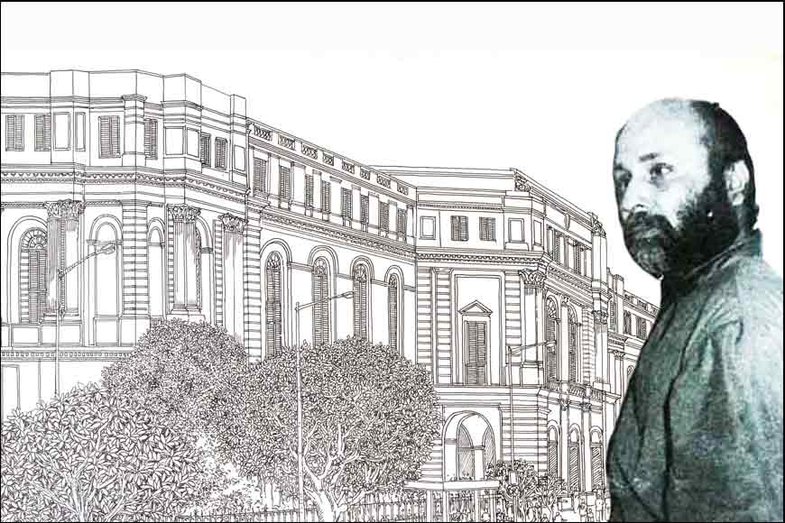 Artist who froze Kolkata through sketches -- Rathin Mitra passes away