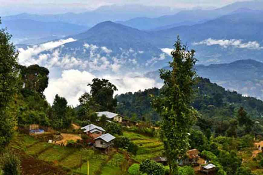 Rishyap, from where you have the best Himalayan view
