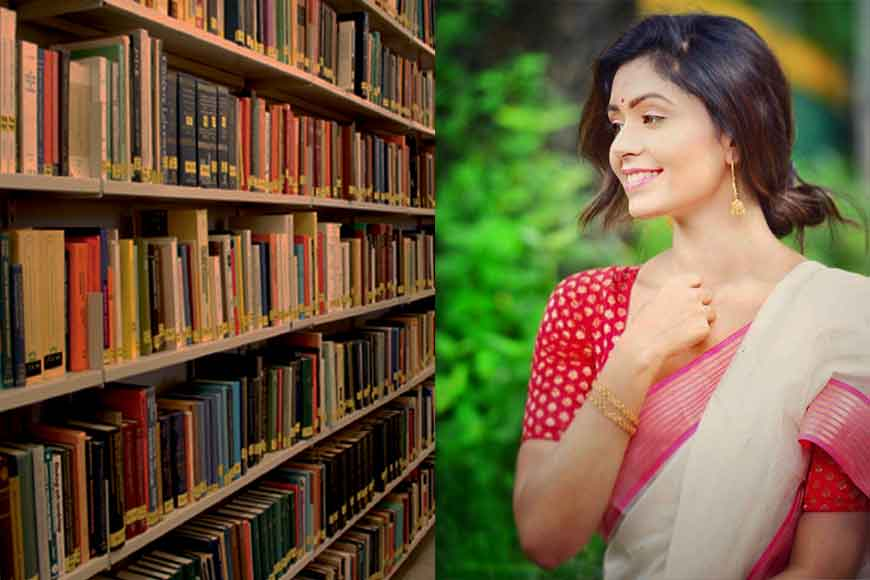 Actress Ritabhari Chakraborty starts library for hearing impaired children