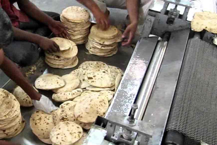 1,000 Rotis in one hour! KMC brings Roti Making Machines