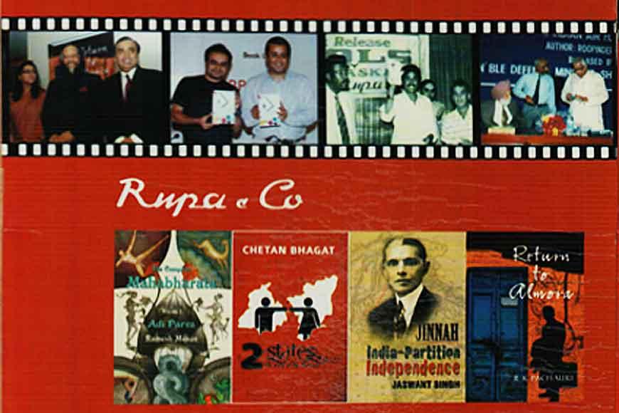 Celebrating 82 Years of Rupa Publishing House