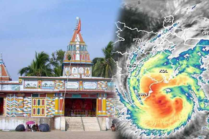 Sagar Island's Kapil Muni Temple is at stake after Cyclone Bulbul