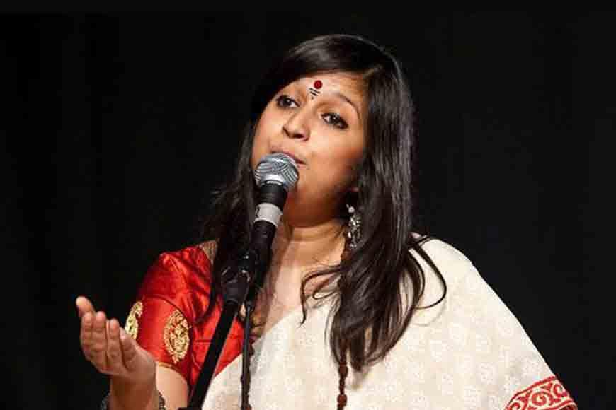 Sahana Bajpaie, globetrotting singer with a Bangali heart