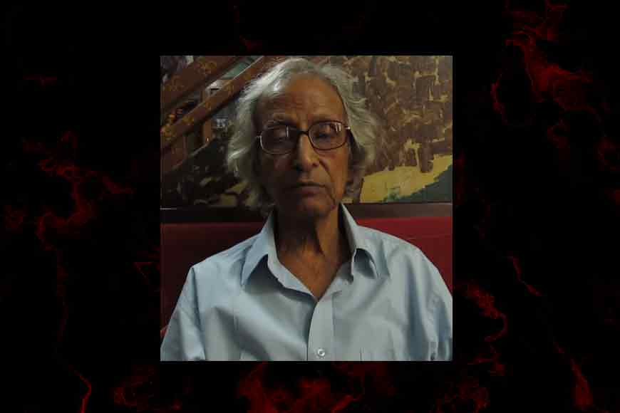 Author Sanjib Chattopadhyay --- as I saw him