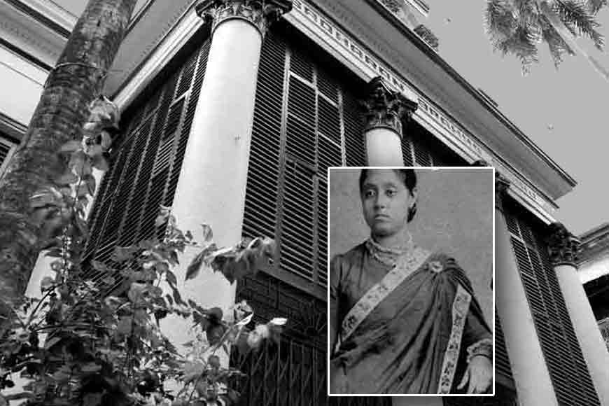 Sarala Roy's father had married off his widowed stepmother