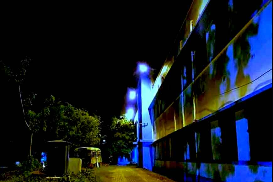 Poll strong room of East Burdwan centre haunted?