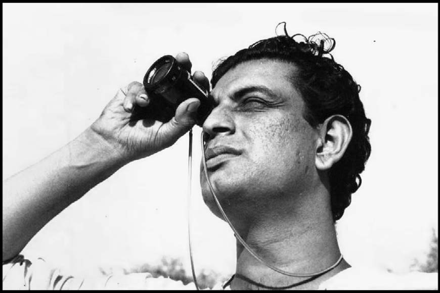 Satyajit Ray's world of cinemagic