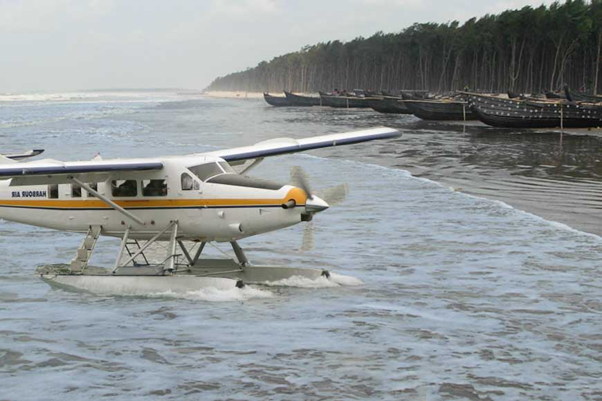 WOW! Digha to get Sea-Plane services soon like Maldives!