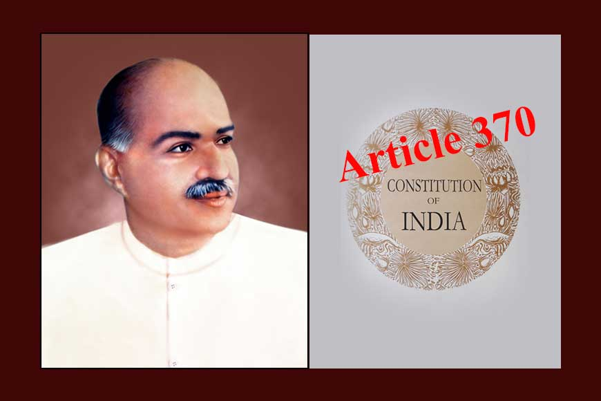 Shyama Prasad Mukherjee's dreams about Kashmir finally comes true?