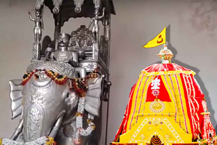 Silver Rath of Murshidabad 250-year-old