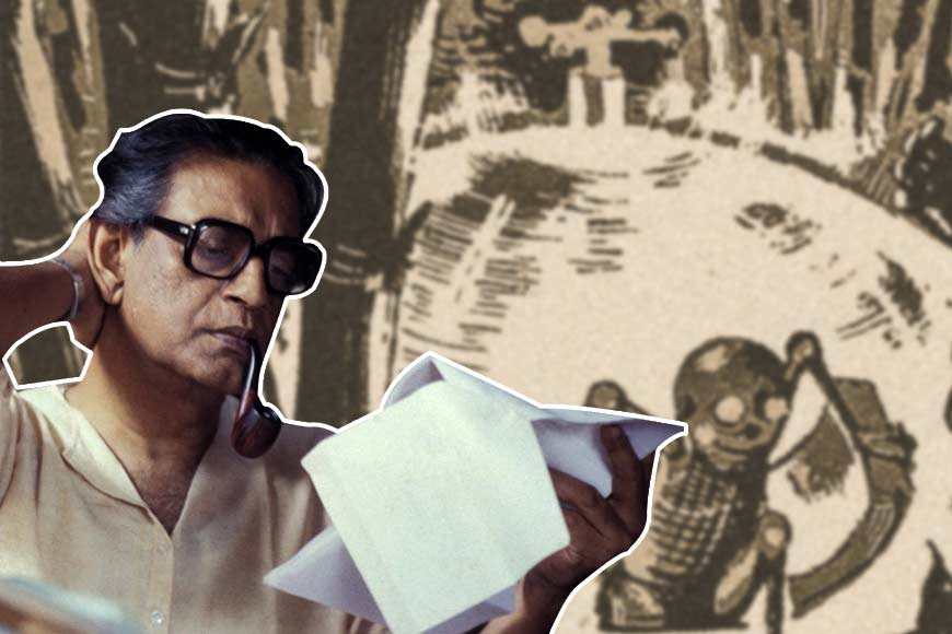 Plagiarized by Spielberg, Ray's 'The Alien' failed to land in Bengal!