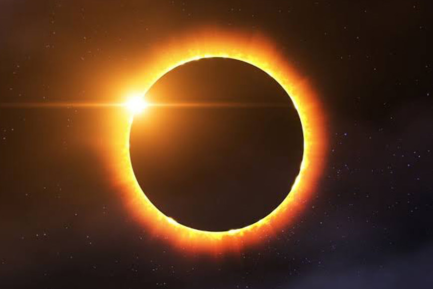 Deepest annular solar eclipse of the century can be seen today!
