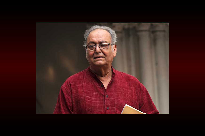 BREAKING NEWS! Veteran actor Soumitro Chatterjee hospitalised!