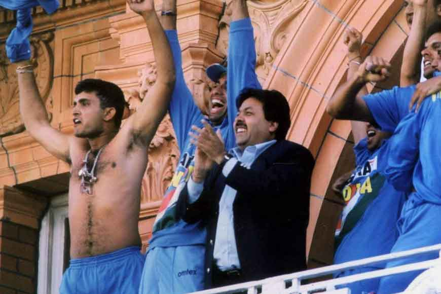 Happy Birthday 'Dada' Sourav Ganguly