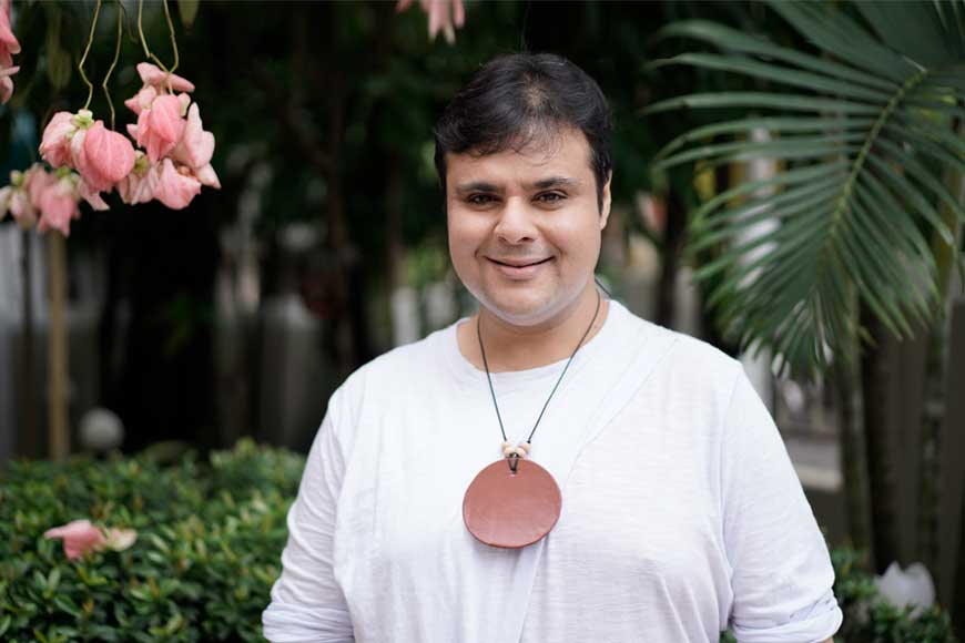 Sujoy Prosad Chatterjee's new jewellery range speaks of his inner conflicts