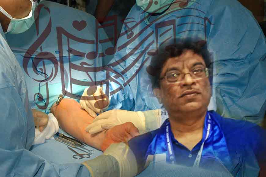Kolkata's orthopaedic surgeon gets int'l award for music induced surgery