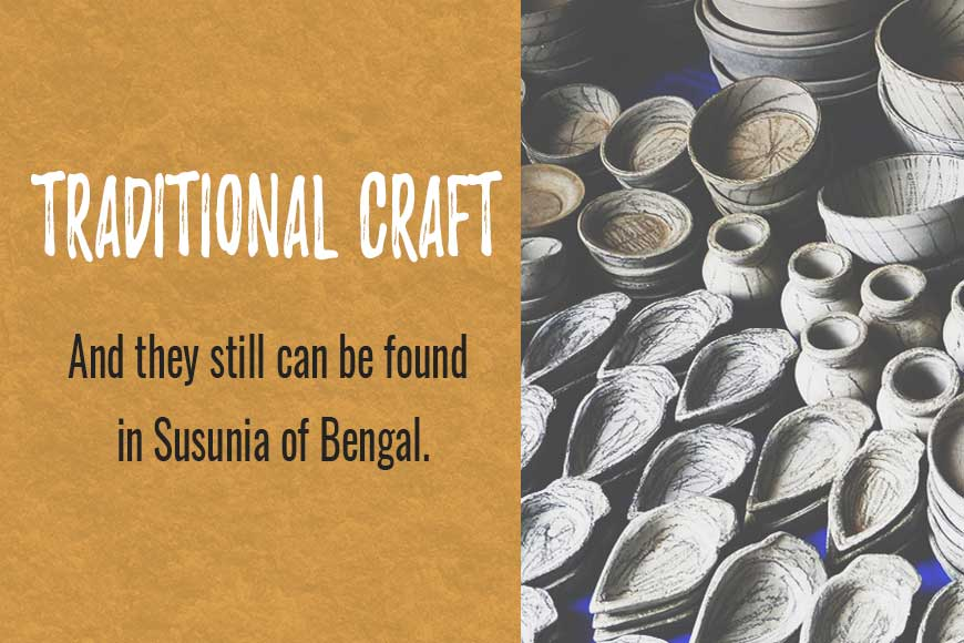 The dying art of exquisite stone carving of Susunia in Bankura