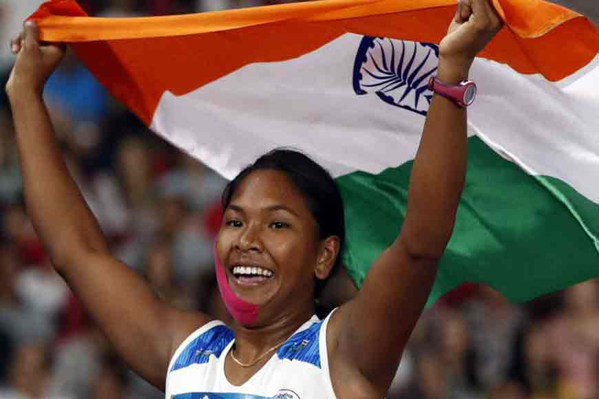 CONGRATULATIONS! Arjuna Award for Swapna Barman!