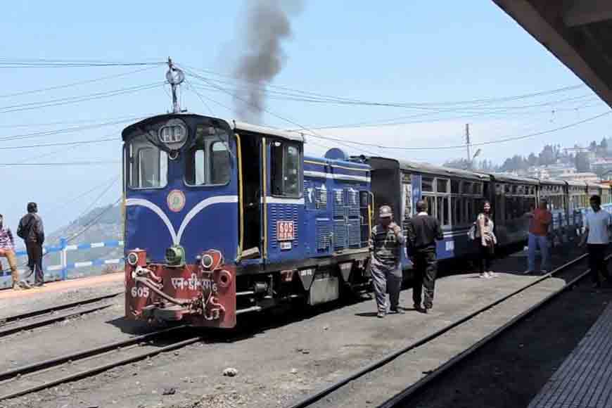 Darjeeling Toy Train to have Palace-on-Wheels facility