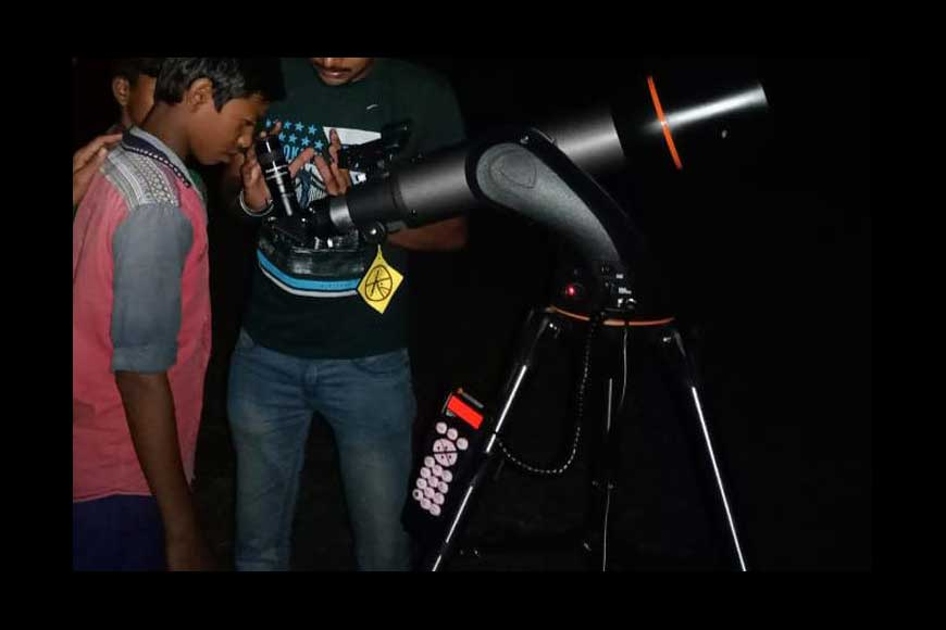 Watch Jupiter's storms from your rooftop! BITM brings pathbreaking telescope