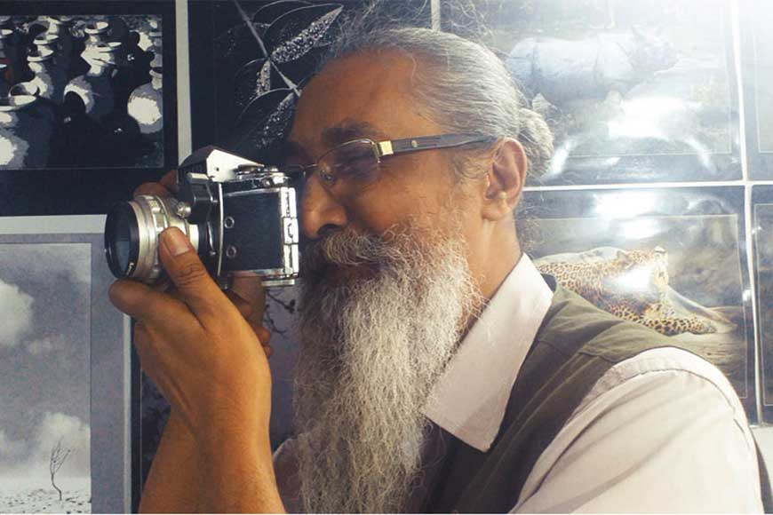 'Super-teacher' of photography – Tirtha Dasgupta