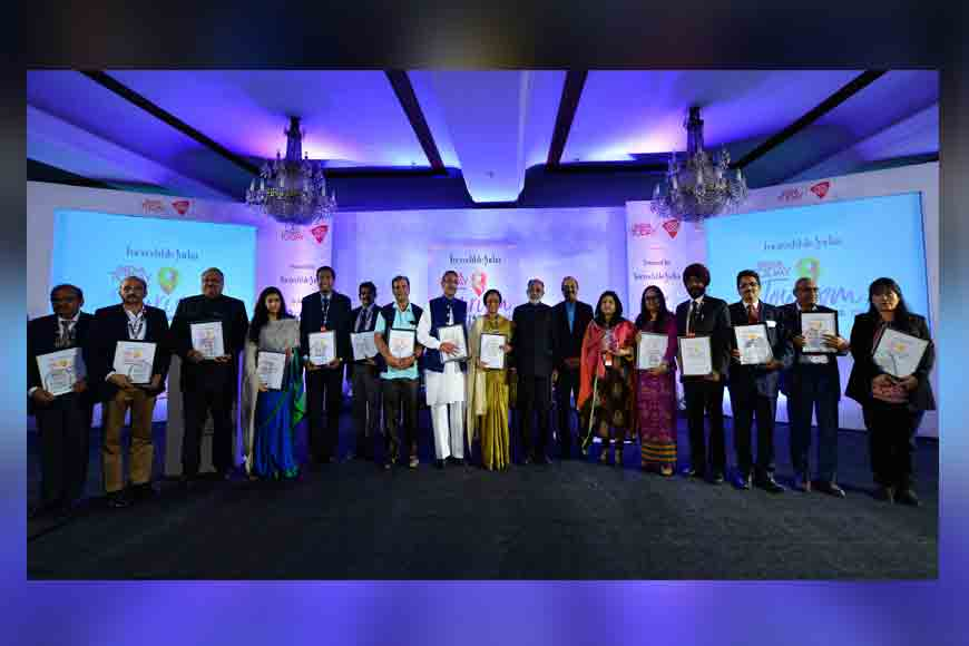 West Bengal Tourism Department awarded at the national level